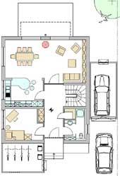 Die seiten f r den bauherrn hier finden sie for Hausplan einfamilienhaus